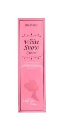 Крем для лица DEOPROCE White Snow Сream 100 г