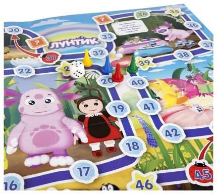 Семейная настольная игра Умка Лунтик 24 Карточки