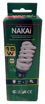 Лампочка NAKAI NE FS-mini 15Вт 845 T2 E27