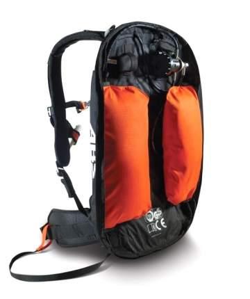 Спина для рюкзака ABS Vario Base черный, S