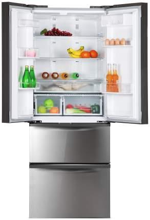 Холодильник TESLER RFD-360I Silver
