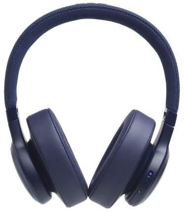 Беспроводные наушники JBL Live 500BT Blue