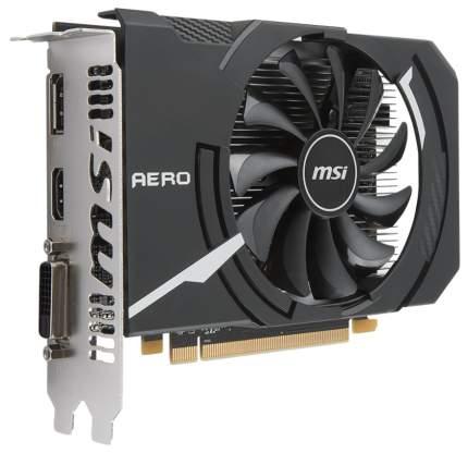 Видеокарта MSI Aero ITX Radeon RX 550 (RX 550 AERO ITX 4G OC)