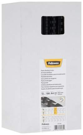 Пружина для переплета Fellowes CRC53465 Черный