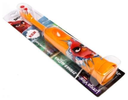 Зубная щетка Longa Vita Angry Birds электрическая для детей от 3-х лет