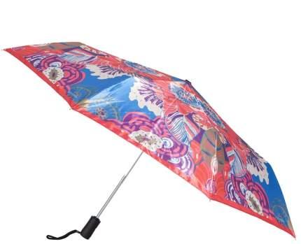 Зонт-автомат Eleganzza A3-05-0360LS красный