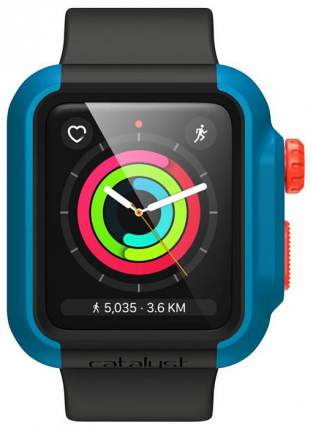 Чехол Catalyst Impact Protection для Apple Watch/Series 2/3 42mm (Blueridge/Sunset)