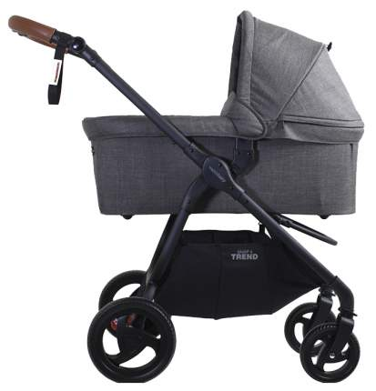 Люлька Valco baby External для Snap Trend, Snap4 Trend, Snap4 Ultra Trend Charcoal