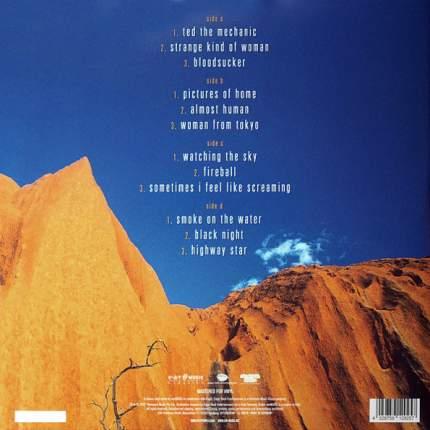 "Виниловая пластинка Deep Purple ""Total Abandon - Australia '99 (Limited Edition)"" (2LP+CD)"