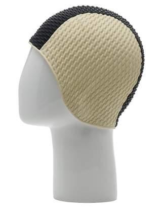 Шапочка для плавания Larsen Бабл-кап 3261 white/black