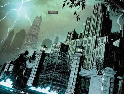 Графический роман Вселенная DC. Rebirth Бэтмен. Книга 2, Я - самоубийца