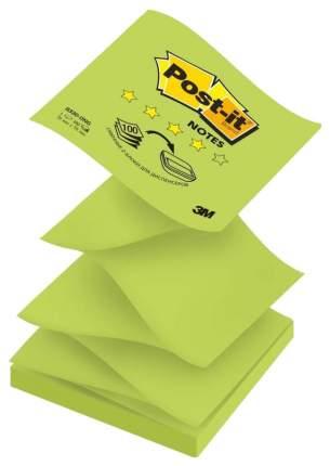 Блок ЗМ Post-It Optima Весна бумаги зеленый 76х76мм 100л 1шт