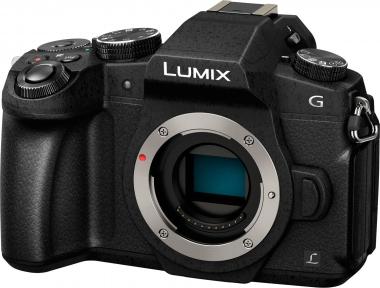 Фотоаппарат системный Panasonic Lumix G DMC-G80 Kit 12-60mm Black