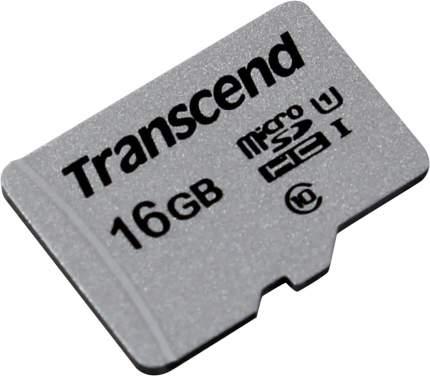 Карта памяти Transcend Micro SDHC 16GB