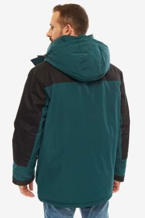 Куртка мужская Wrangler зеленая