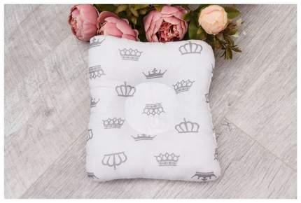 Подушка для кормления и сна AmaroBaby Baby Joy Короны AMARO-40BJ-KS