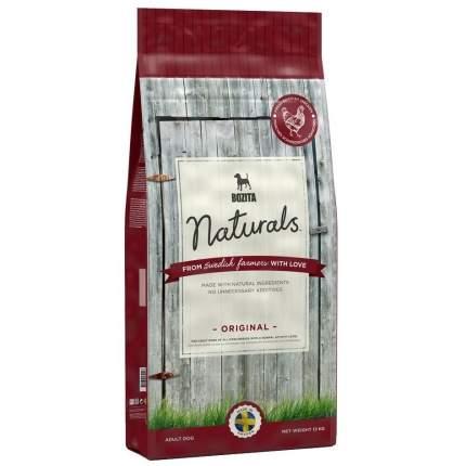 Сухой корм для собак BOZITA Naturals Original, курица, 12кг