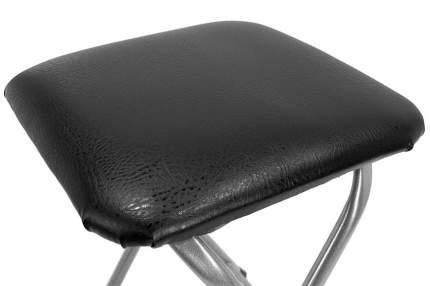 Табурет складной черный 4106