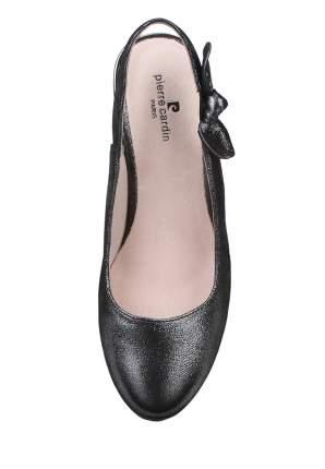 Туфли женские Pierre Cardin 710017674 серебристые 36 RU