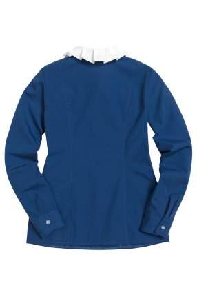 Блуза детская Pelican, цв. синий, р-р 122
