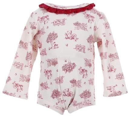 Комплект одежды Vitamins BE2408 3 мес розовый