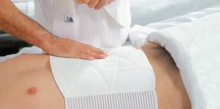 Бандаж послеоперационный Verba Hartmann для грудной клетки, брюшной полости р.5 105-115 см
