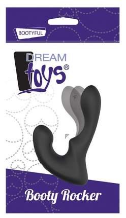 Массажер простаты Dream Toys Booty Rocker с 2 моторами черный