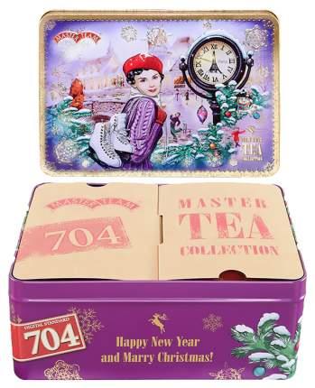 Чай  Master Team шкатулка рождественское чудо 150 г черный и 100 г черный