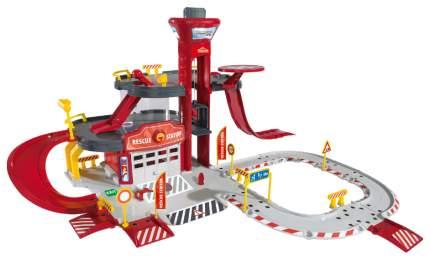 Парковка Majorette пожарная станция Creatix