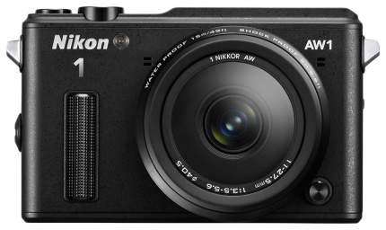 Фотоаппарат системный Nikon 1 AW1 11-27,5 Black