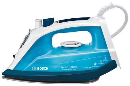 Утюг Bosch SensorSecure TDA1024210 White/Blue