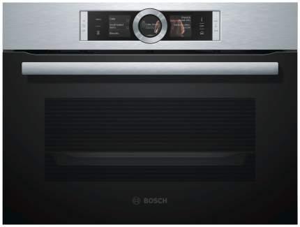 Встраиваемая пароварка Bosch CSG656BS1