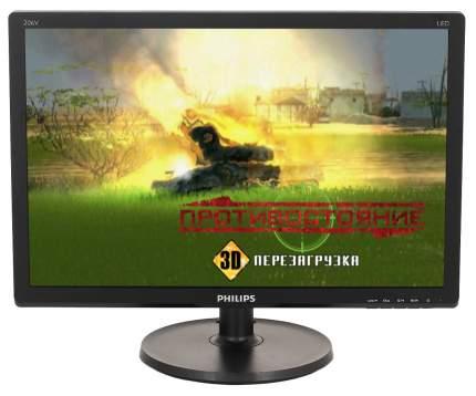 Монитор Philips 206V6QSB6/62 Black