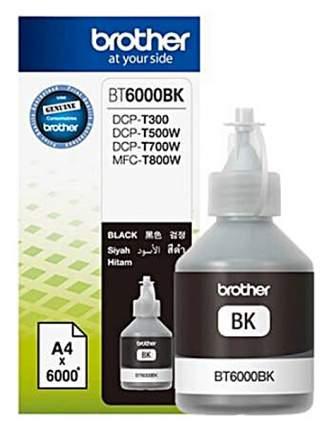 Чернила для струйного принтера Brother BT-6000BK, черный, оригинал