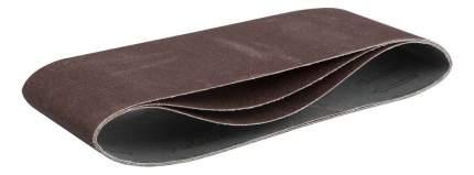 Шлифовальная лента для ленточной шлифмашины и напильника Зубр 35543-100