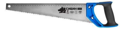 Ножовка по дереву СИБИН 15055-40