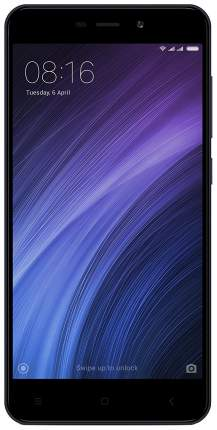 Смартфон Xiaomi Redmi 4A 2GB RAM 16Gb Gray