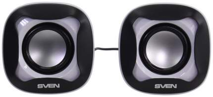 Колонки компьютерные Sven 170 Белый/Черный