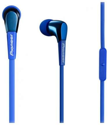 Наушники Pioneer SE-CL722T Blue