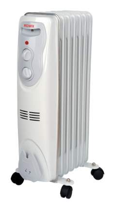 Масляный радиатор Ресанта ОМ-7Н белый