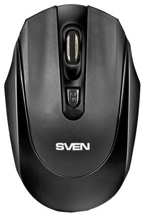 Беспроводная мышь Sven RX-315 Black