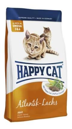 Сухой корм для кошек Happy Cat Fit & Well, атлантический лосось, 0,3кг