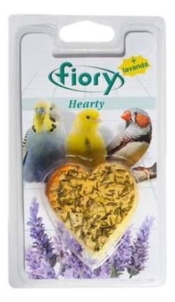 Камень для заточки клюва FIORY HEARTY для птиц, 45 г