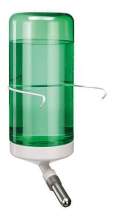 Поилка ниппельная с шариком для грызунов Ferplast, зеленый, 75 мл