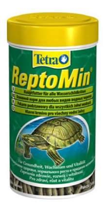 Корм для рептилий Tetra ReptoMin Sticks в виде палочек для водных черепах, 100мл