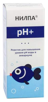 Кондиционер для пресноводного аквариума Нилпа PH- 100мл