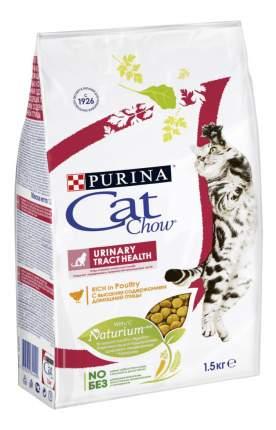 Сухой корм для кошек Cat Chow Special Care Urinary Tract Health, при МКБ, птица, 1,5кг