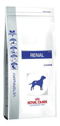 Сухой корм для собак ROYAL CANIN Renal RF14 Adult, птица, 2кг