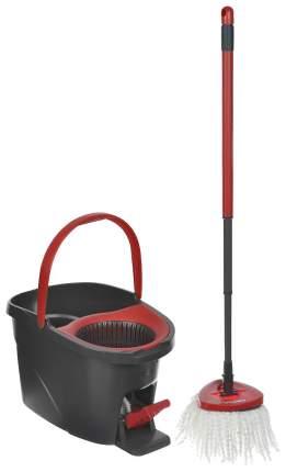 Набор для уборки Vileda 140825 Черный, красный