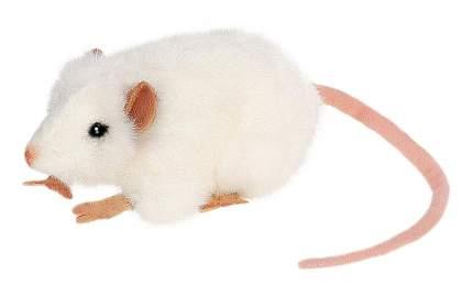 Мягкая игрушка Hansa Крыса Белая 12 см